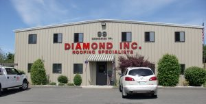 Diamond Roofing office