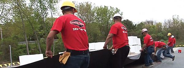 Flat Roofs Installation