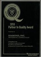 2010 Partner in Quality Award